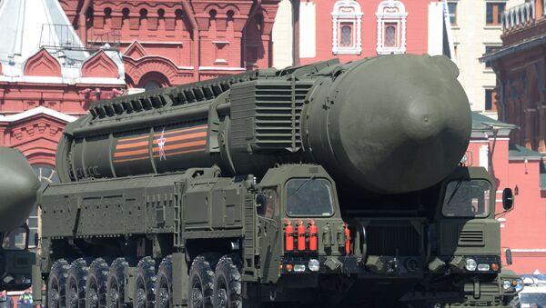 RS-24 Yars - Sputnik Mundo