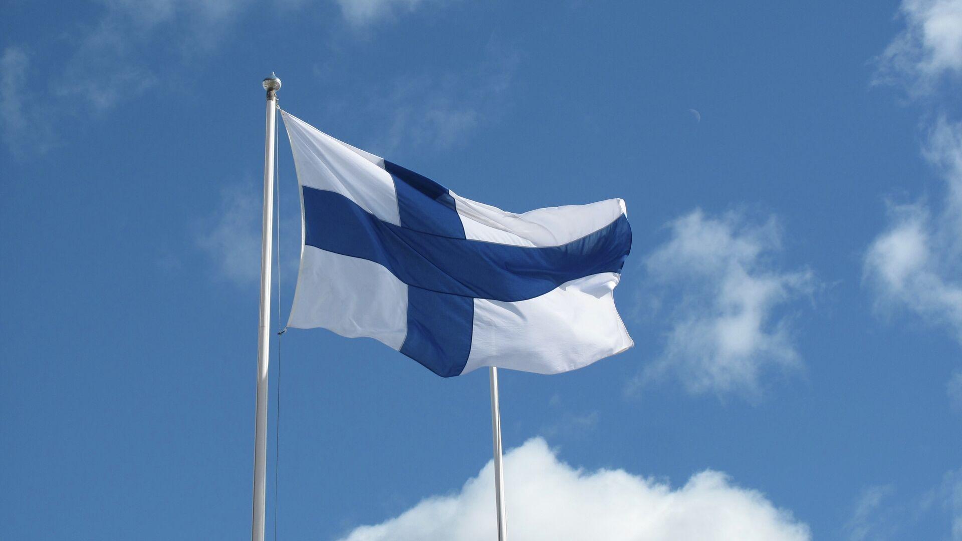 Bandera de Finlandia - Sputnik Mundo, 1920, 02.07.2021
