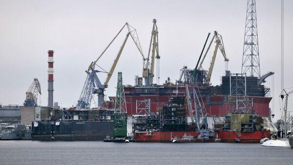 Centro ruso de reparaciones navales Zviózdochka - Sputnik Mundo
