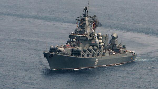 Batalla naval en el mar de Ojotsk - Sputnik Mundo