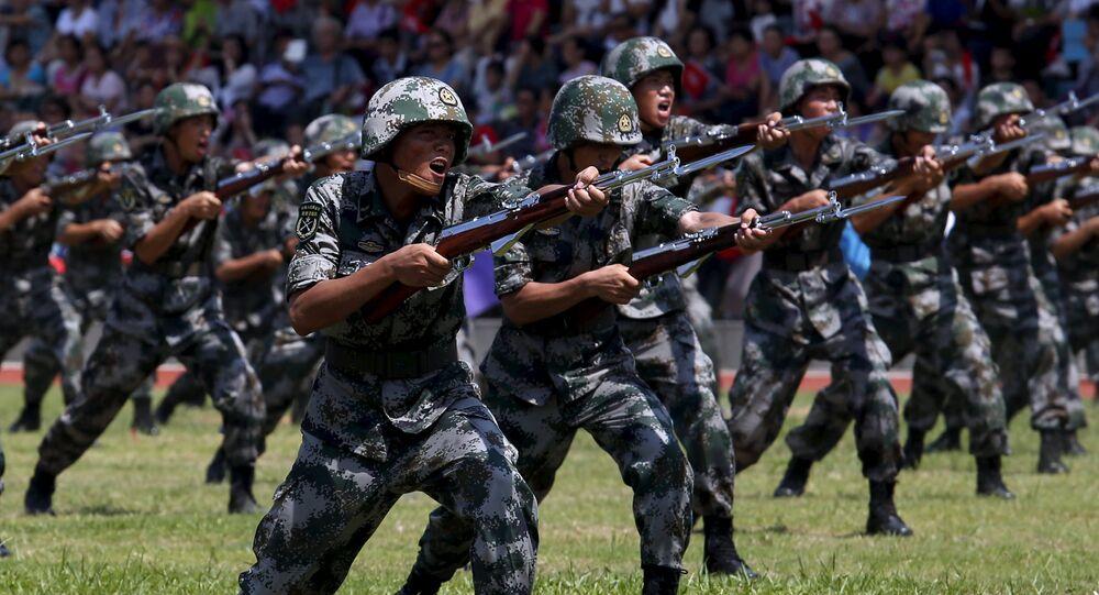 El Ejército de Liberación Popular