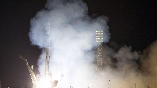 Lanzamiento del cohete Soyuz-FG - Sputnik Mundo