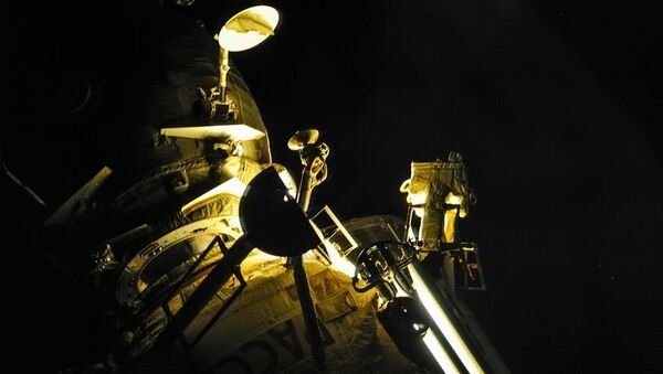 Soyuz TMA-17M - Sputnik Mundo