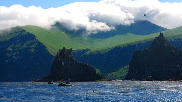 Las islas Kuriles - Sputnik Mundo