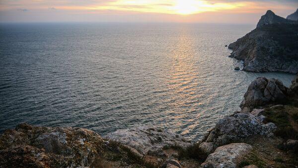 El mar Negro (archivo) - Sputnik Mundo