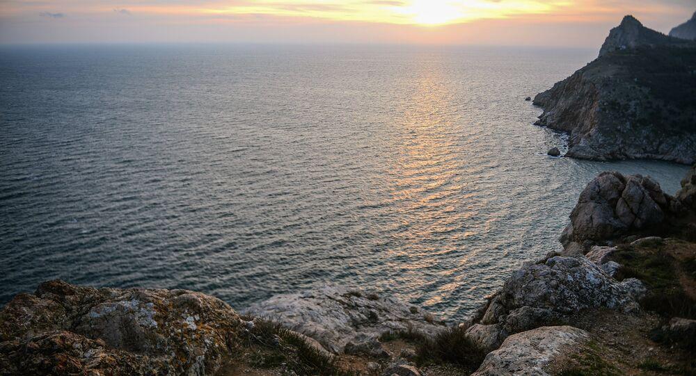 El mar Negro, Crimea