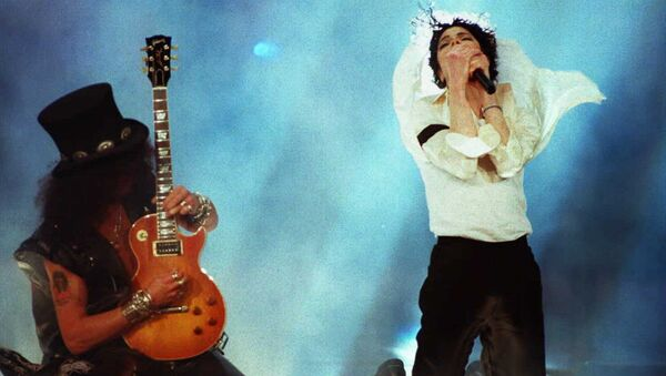 Michael Jackson - Sputnik Mundo