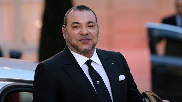 Rey Mohamed VI de Marruecos - Sputnik Mundo