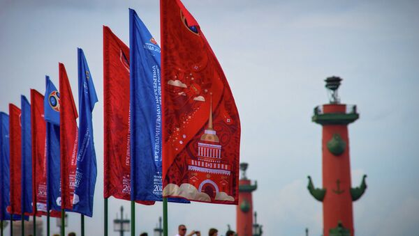 Los rusos confían en que su país organizará un gran Mundial de fútbol - Sputnik Mundo