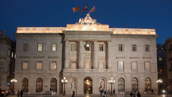 Ayuntamiento de Barcelona - Sputnik Mundo