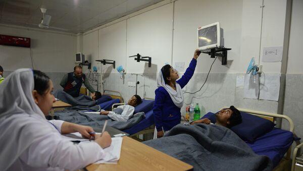 Un hospital en Pakistán (archivo) - Sputnik Mundo