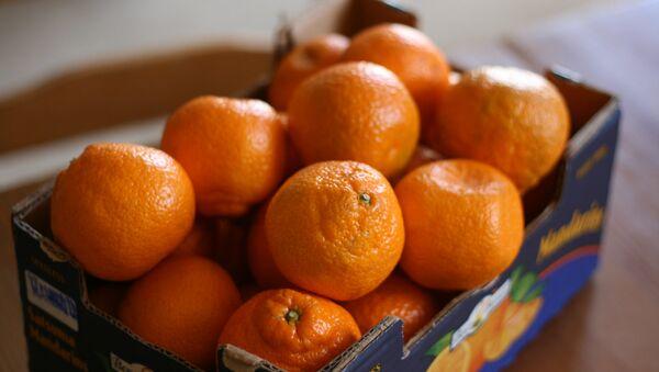 Naranjas - Sputnik Mundo