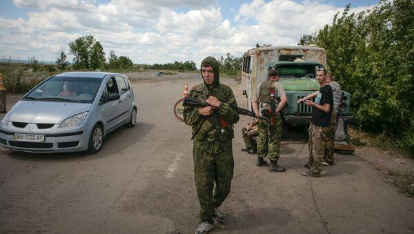 Milicias de la República Popular de Lugansk - Sputnik Mundo