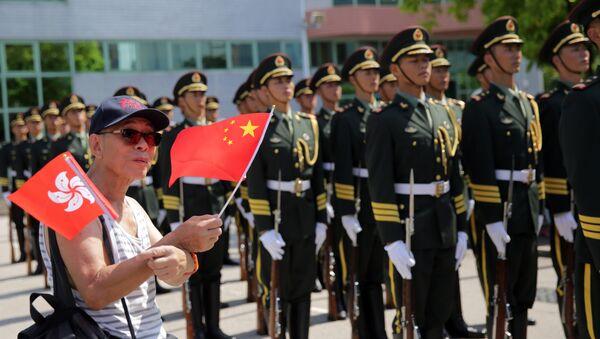 Pekín se prepara para el 70 aniversario del fin de la Segunda Guerra Mundial - Sputnik Mundo