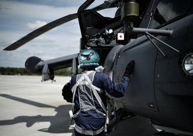 Diez países envían observadores al concurso de pilotos militares en Rusia