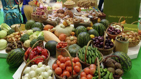 XVI Российская агропромышленная выставка Золотая осень-2014 - Sputnik Mundo