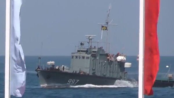 El poderío de la Flota rusa del mar Negro - Sputnik Mundo