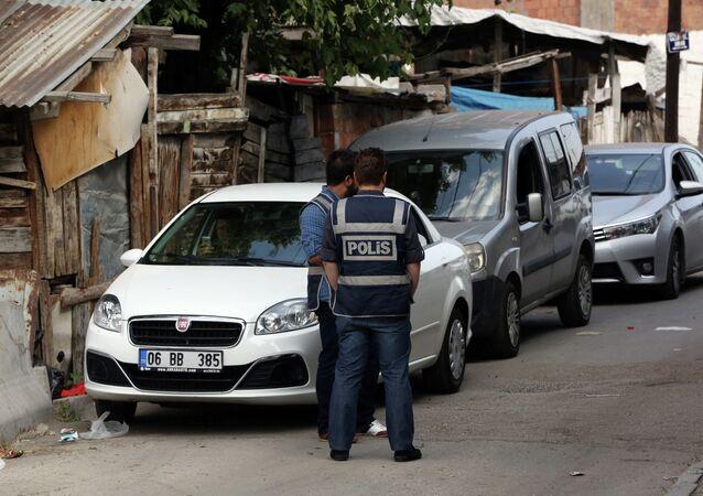 Policía turca (archivo)