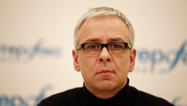 Dmitri Kovtun, sospechoso del envenenamiento del ex agente Alexander Litvinenko - Sputnik Mundo