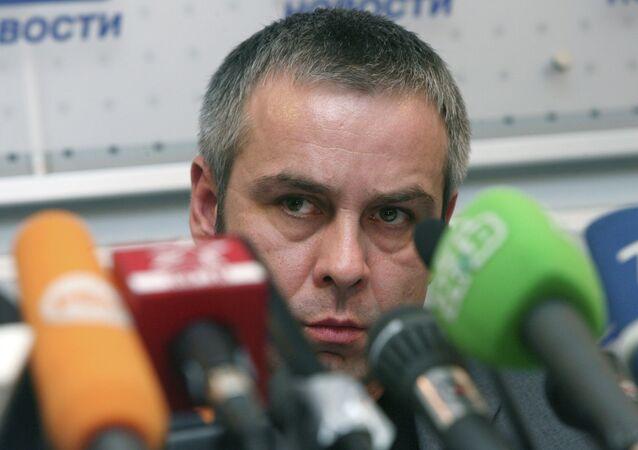 Dmitry Kovtun (Archivo)