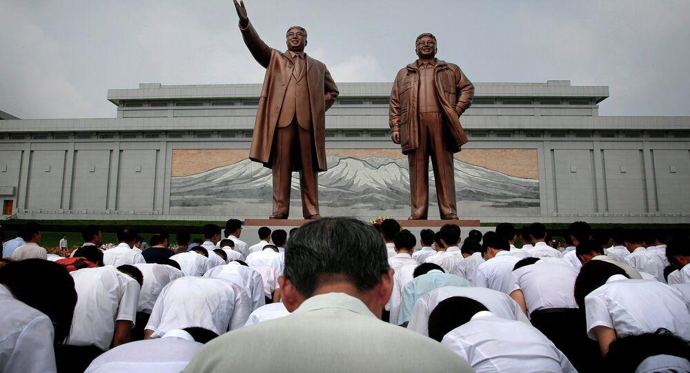 Pyongyang, la capital de Corea del Norte