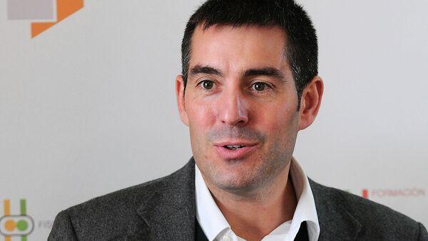 Fernando Clavijo Batlle, presidente del Gobierno de Canarias - Sputnik Mundo