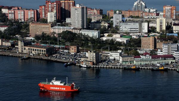 Ciudad de Vladivostok, Rusia - Sputnik Mundo