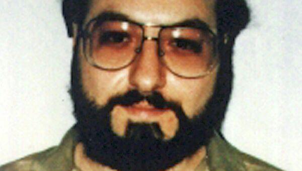 Fotografía de Jonathan Pollard, espía israelí condenado a cadena perpetua, hecha en 1991 - Sputnik Mundo