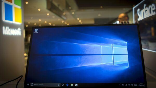 Microsoft Windows 10 - Sputnik Mundo
