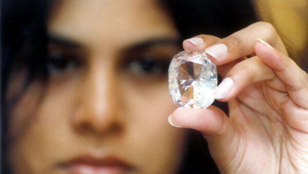Diamante Koh-i-Noor (archivo) - Sputnik Mundo