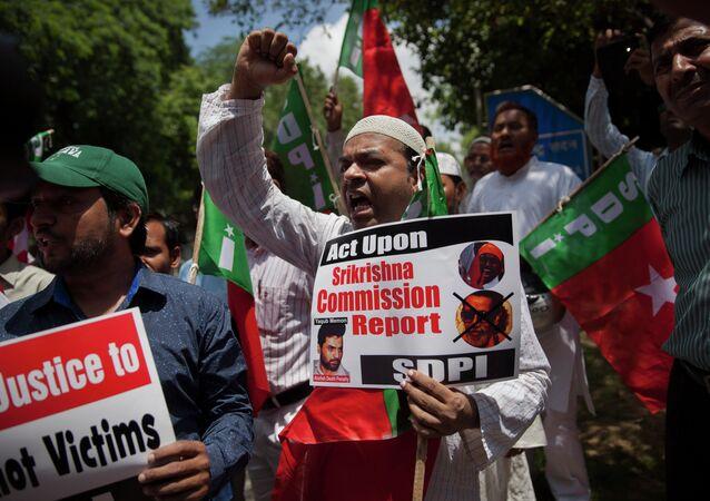Una marcha llamada a la abolición de la pena de muerte para Yakub Memon