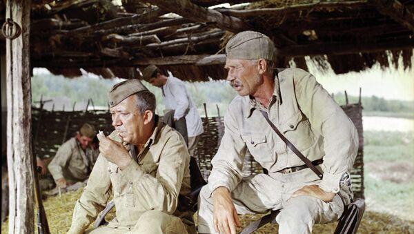 Ellos luchaban por la patria (Serguéi Bondarchuk, 1975) - Sputnik Mundo