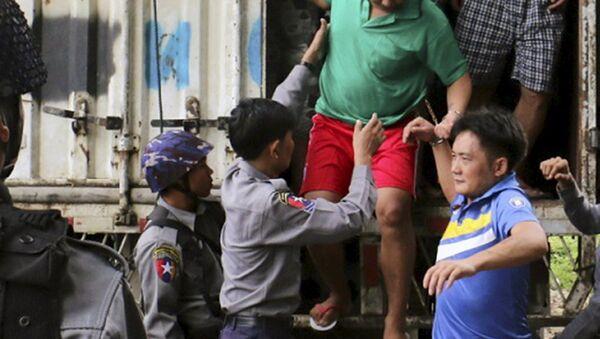 Birmania decreta amnistía para casi 7.000 personas - Sputnik Mundo