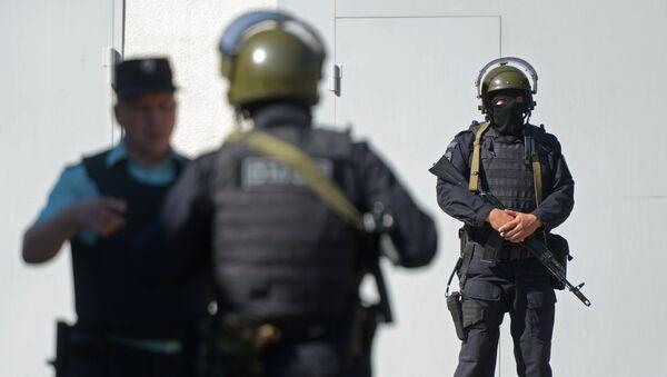 Agentes de seguridad de Rusia - Sputnik Mundo