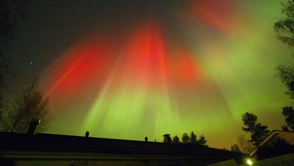 Aurora boreal (archivo) - Sputnik Mundo