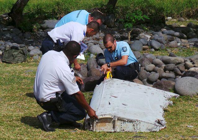 Fragmento hallado es del MH370 (archivo)