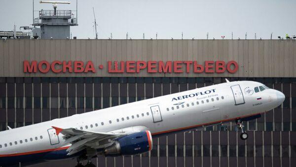 Aeropuerto moscovita de Sheremétievo - Sputnik Mundo
