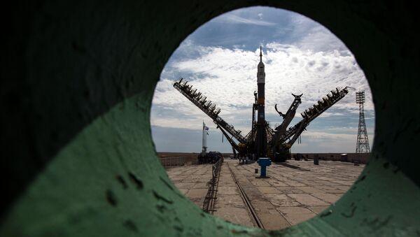 Cohete lanzador Soyuz - Sputnik Mundo