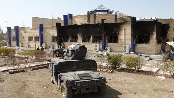 Situación en Irak - Sputnik Mundo