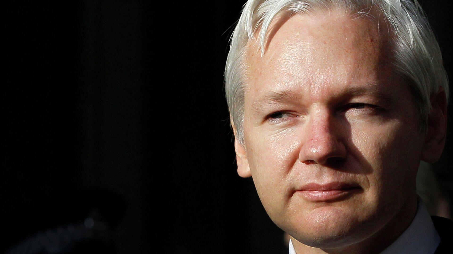 Julian Assange, fundador de WikiLeaks - Sputnik Mundo, 1920, 27.07.2021