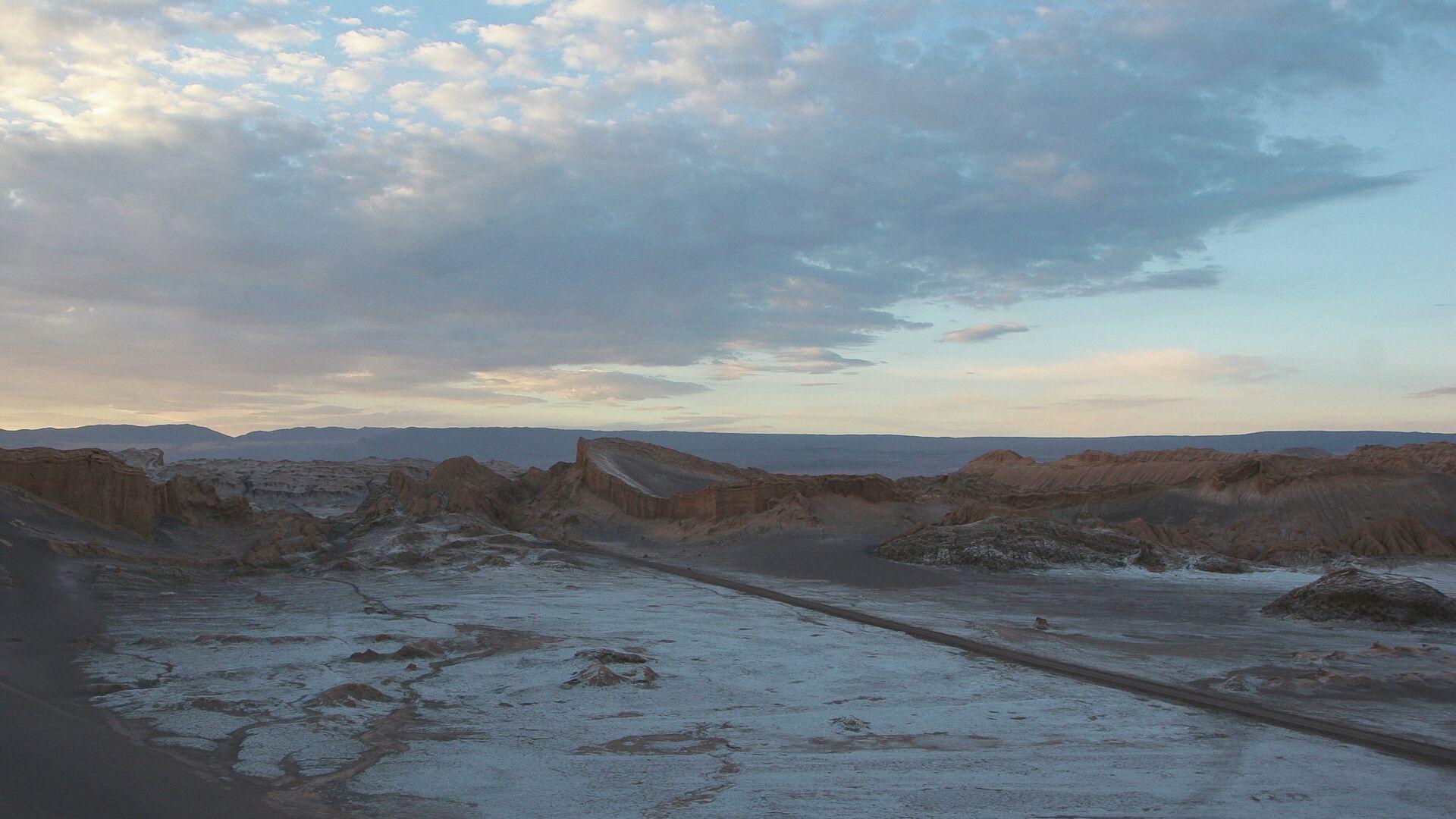 Desierto de Atacama en Chile - Sputnik Mundo, 1920, 01.09.2021