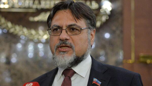 Vladislav Deinego, representante de la RPL en las negociaciones de Minsk - Sputnik Mundo