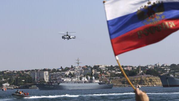 La ciudad de Sebastopol, Crimea - Sputnik Mundo