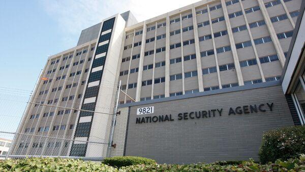 La sede de NSA - Sputnik Mundo