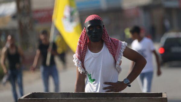 Disturbios en Palestina - Sputnik Mundo