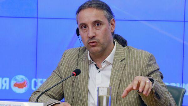 Alexander Neu, diputado del Bundestag - Sputnik Mundo
