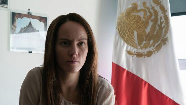 Gabriela Cuevas Barron, presidenta de la Unión Interparlamentaria (archivo) - Sputnik Mundo