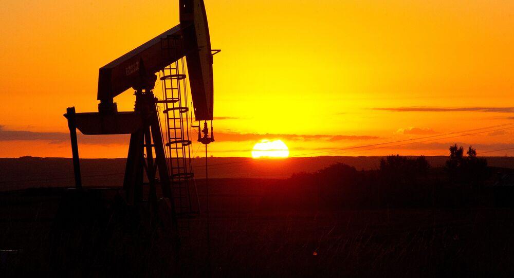 Extracción de petróleo en Dakota del Norte
