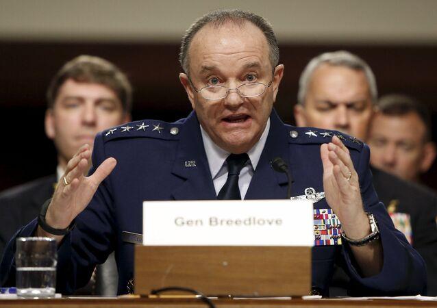 Philip Mark Breedlove, excomandante del mando europeo de la OTAN