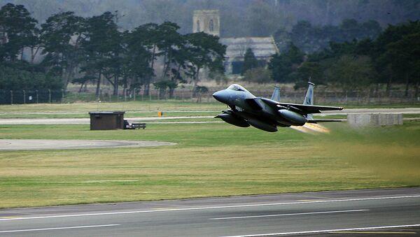 F-15C Eagle - Sputnik Mundo